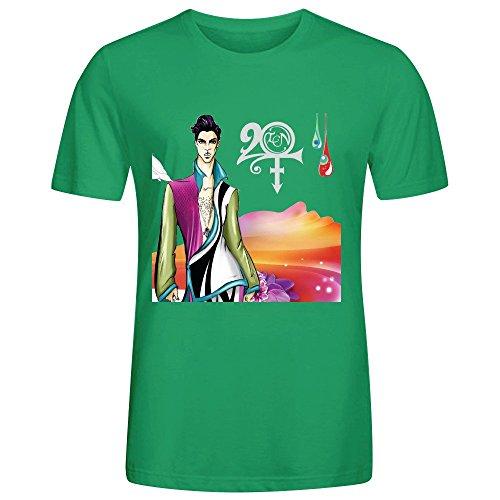 Prince 20ten Men Tees Green