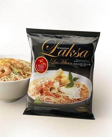 Prima Taste Laksa La Mian, 185g, (Pack of 6)