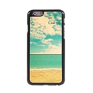 PG Sky I Can Fly Design Aluminium Hard Case for iPhone 6 Plus