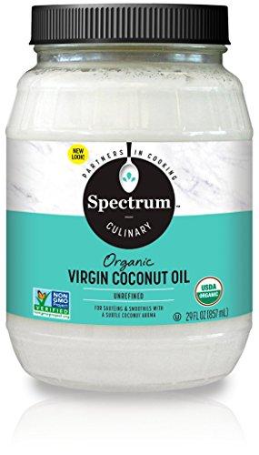 (Spectrum Essentials Organic Virgin Coconut Oil, 29 oz)