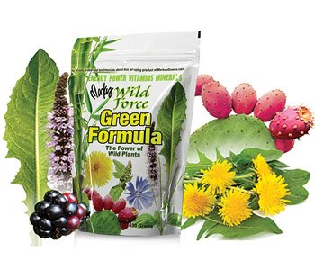 Wild Force Green Formula