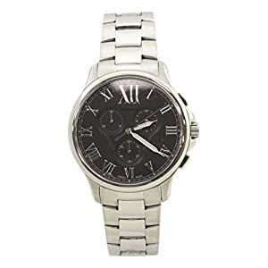 Fossil Analog Black Dial Men's Watch-FS5637