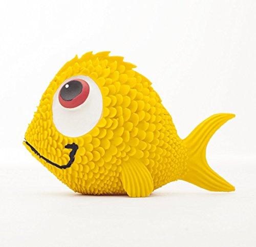 Naturkautschuk Badespielzeug FLORA der Fisch