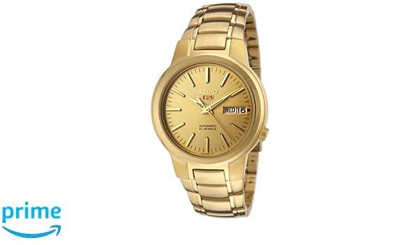 Seiko SNKA10 - Reloj  Seiko  Amazon.es  Relojes 42fc038904d9