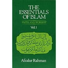 Essentials of Islam: 001 by Afzalur Rahman (1980-06-06)
