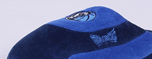 Happy Feet And Comfy Feet Hombres Y Mujeres OficialHombreste Con Licencia Nba Low Pro Slippers Dallas Mavericks