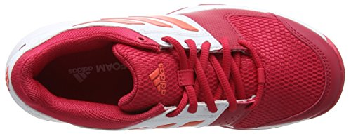 Tennis energy Pink Rose Chaussures easy Adidas De Barricade White footwear Femme Court W Coral nwz8A8qXB
