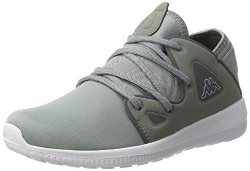 Kappa Unisex-Erwachsene Horus Sneaker Grau (1316 Grey/Anthra)