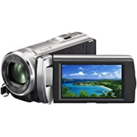 Sony HDR-PJ200 High Definition Handycam 5.3 MP Camcorder with 25x Optical Zoom and Built-in Projector (Silver) (2012 Model)