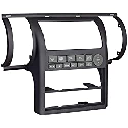 Metra 99-7604B Single/Double DIN Installation Kit for 2003-2004 Infiniti G35, Black