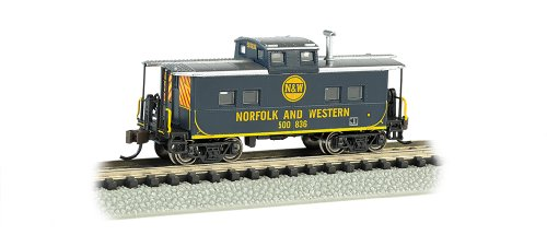 Bachmann Industries #500 836 Northeast Steel Caboose for sale  Delivered anywhere in USA