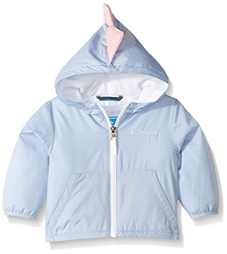 Columbia Baby Boys' Kitterwibbit Jacket, Faded Sky, 6-12 Months