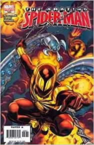 Civil War Amazing Spider-Man Graphic Nove... by Straczynski, J. Mich Paperback