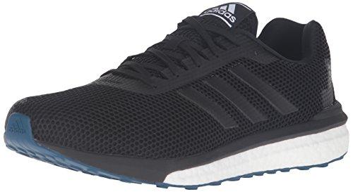 Adidas Prestaties Heren Wraakzuchtige M Loopschoen Zwart / Zwart / Zonne-rood