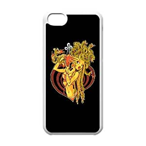 iPhone 5c Cell Phone Case White Dire Straights SLO Back Hard Phone Case