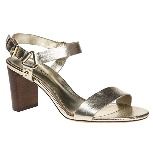 Lauren Gold Harris Sandals Ralph Lauren von Gold 7gx78q