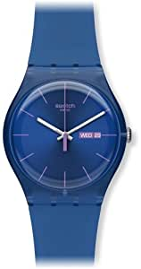 Swatch Originals Cobalt Rebel Unisex Watch SUON701