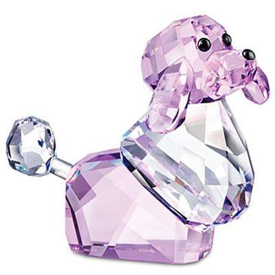 89f7d02b787ad4 Amazon.com  Retired Swarovski Lovlots Violetta Poodle Crystal New Figurine  935719  Home   Kitchen