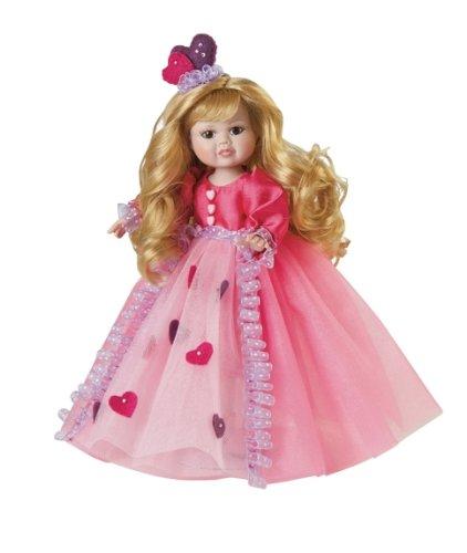 - Hearts and Friendship Keepsake Doll