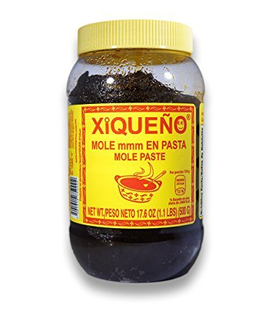 MOLE XICO 1.1 Lbs./ 500 grs. 8-10 SERVINGS/JAR!!! ()