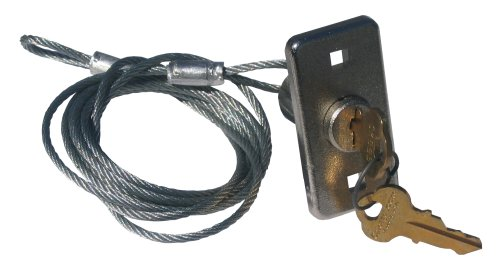 Garage Door Quick Release Lock and Key ()