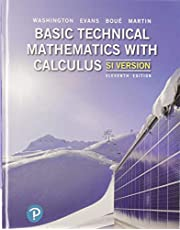 Basic Technical Mathematics with Calculus SI Version Plus MyLab Math -- Access Card Package (11th Edition)