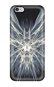 Tpu Case Cover For Iphone 6 Plus Strong Protect Case - Shapes Abstract Design