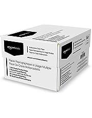 AmazonBasics Multipurpose Copy Printer Paper - White, 8.5 x 11 Inches, 3 Ream Case (1,500 Sheets)