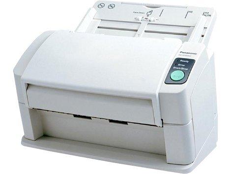 CERTIFIED REFURBISHED - Panasonic KV-S1025C Document Scanner (30 DAY WARRANTY, 26 PPM, 50 ADF)