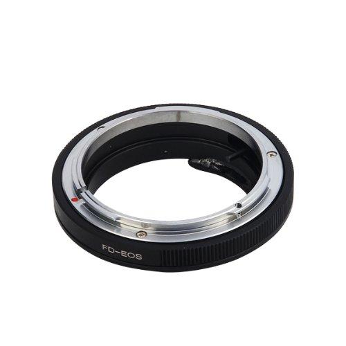 Pixco Macro EMF Adjustable Aperture AF Confirm Mount Adapter For FD Lens to Canon EOS camera 760D 80D 5D IV 7D II 6D 750D 1300D 70D 60D 50D - Lens F64
