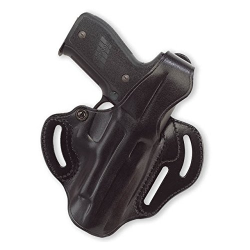 (Galco Cop 3 Slot Holster for Sig-Sauer P250 Compact 9/40 (Black, Left-Hand) )