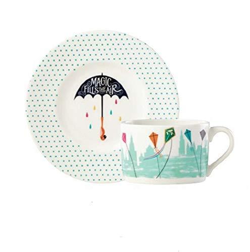 Lenox 886920 Disney Mary Poppins Returns Teacup and Saucer