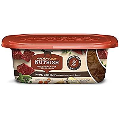 Rachael Ray Nutrish Hearty Beef Stew Wet Dog Food (Pack of 8)