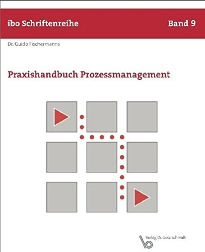 Praxishandbuch Prozessmanagement (Schriftenreihe ibo)
