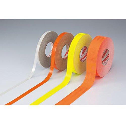 高輝度反射テープ SL5045-YR ■カラー:オレンジ 50mm幅【代引不可】 生活用品 インテリア 雑貨 文具 オフィス用品 テープ 接着用具 14067381 [並行輸入品] B07GTXLQPJ