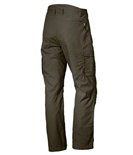 PARFORCE Winter Jagdhose PS 5000 mit Fleece Thermofutter grün warm
