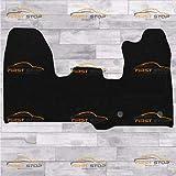 FSW Transit Custom 2013-On Fully Tailored Classic Carpet Car Floor Mats Black