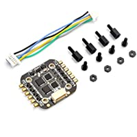 USAQ Micro 6A 4-in-1 Brushless ESC 1-2s for Micro Quadcopter Racing Drone 25x29mm 3g