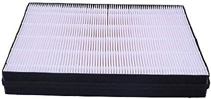 Wessper HEPA Filtro y Filtro de Carbón Activo para purificador de Aire Philips AC2887/10 AC2889, AC2887, AC2882, 2887/10 2889, 2887, 2882 3829/10 Apropiada para ...
