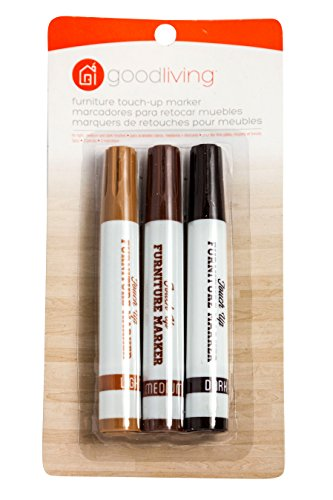 Good Living Furniture Touch-Up Markers Set of 3 - Pack of 1 by Good Living (Image #3)