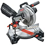 Craftsman Mach 2 Silver Series 10″ Miter Saw 60 Tooth