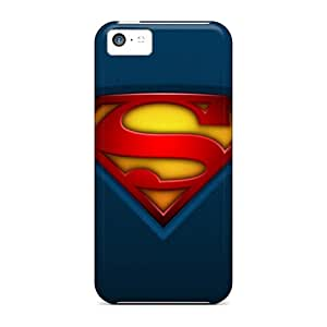(vuk46834QDph)durable Protection Cases Covers For Iphone 5c(superman)