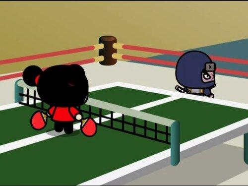 Ping Pong Pucca