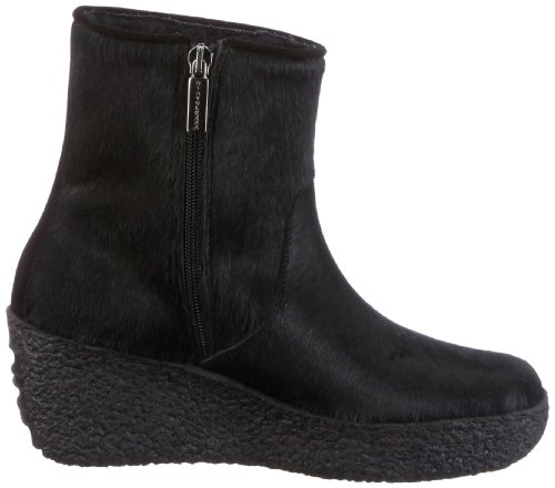 Black Pet Black Boots Ankle Women's Diavolezza Pw141