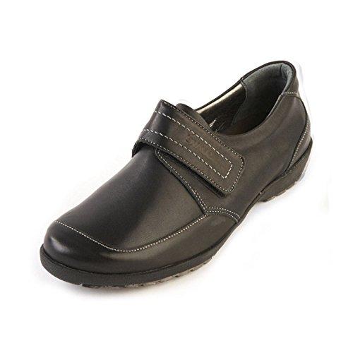 pour Noir lacets Suave femme Chaussures à de ville xqPqX0