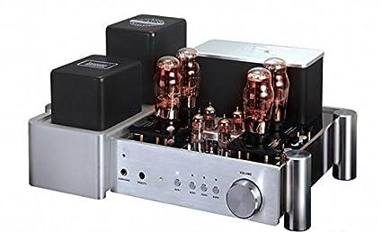 GOWE tubo para auriculares y amplificador integrado Clase A amperios con todas las funciones mando a