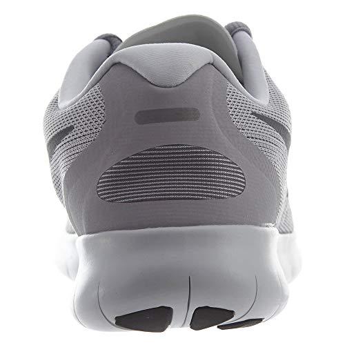 Nike Punch Sneakers Black Free Hombre pure 2 Grey Plati Wolf Rn dark Grey hot RrqXR