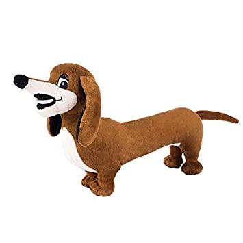 Amazon Com Karri Baby Dachshund Dog Stuffed Animal 18 Inch Baby