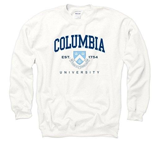 (Shop College Wear Columbia University Men's Crew Neck)