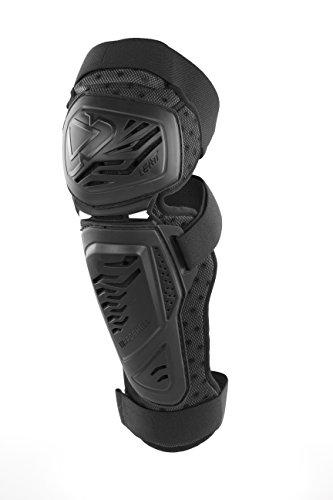 Leatt 3.0 EXT Knee and Shin Guard (Black, XX-Large) by Leatt Brace (Image #1)